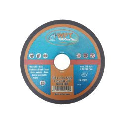 Disco de Corte Fino WPT 115x1x22,23