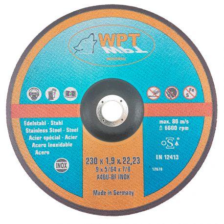 Disco de Corte WPT 230x1,9x22,23