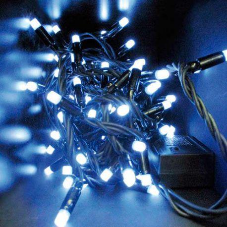 Luces de navidad exterior micro led for Luces exterior bombillas