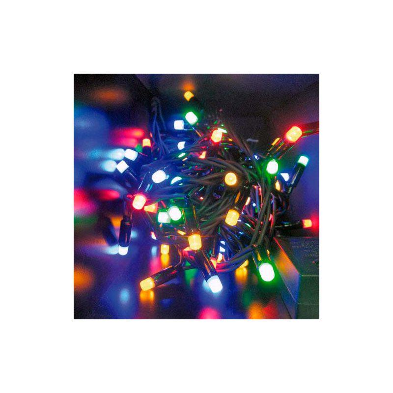 Luces de navidad exterior micro led for Luces navidad exterior
