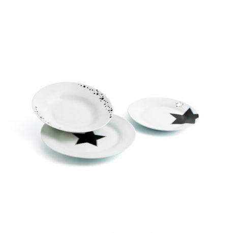Vajilla Porcelana Stellar