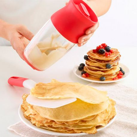 Kit para Crepes y Pancakes Lékué