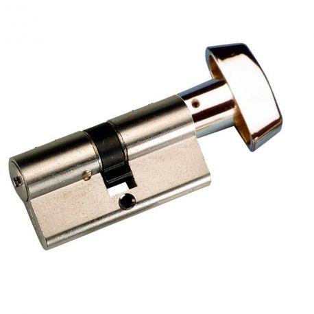 Cilindro Tesa T60 con Pomo niquel