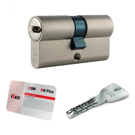 Cilindro de Seguridad R9 Plus de Iseo