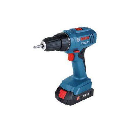 Atornillador Bosch GSR 1800 LI