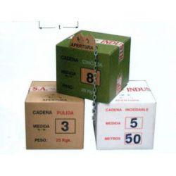 Cadena en Caja Pulida BURDIN 2000 25kg