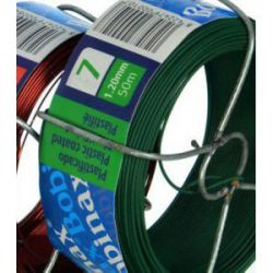 Alambre Plastificado Verde