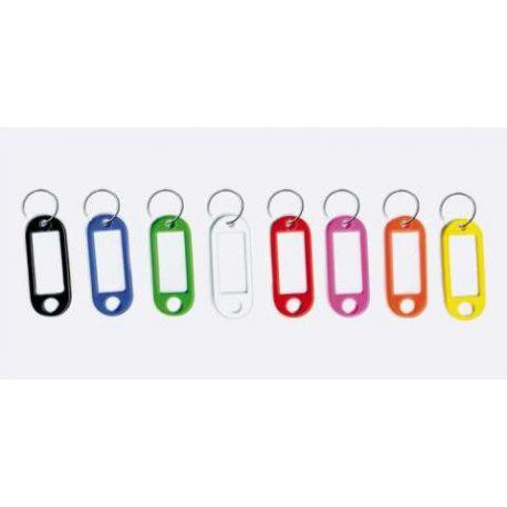 Portaetiqueta 8 Colores (200 Unid.)