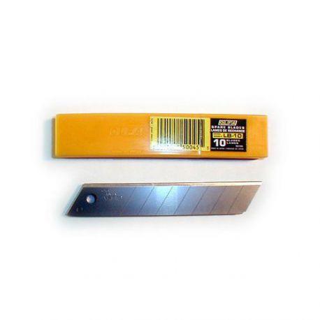 Cuchilla Cutter LB-10 18X0,5 mm (10 UDS)