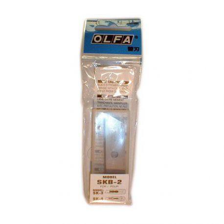 Cuchilla Cutter SKB25B 17,5X0,6 (5 UDS)Blister