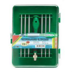 Destornillador Precisión Salki (7 Unidades)