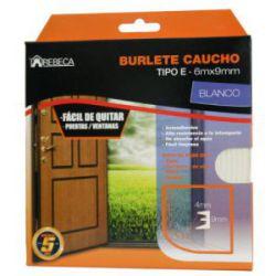 Burlete Caucho Rebeca