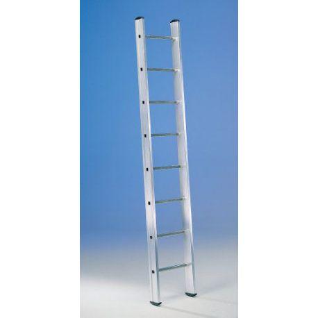 Escalera de Aluminio de 1 Tramo