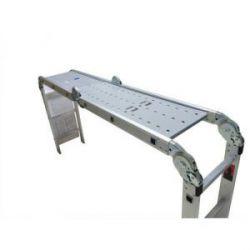 Escalera Aluminio Convertible
