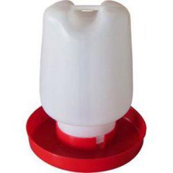 Bebedero Dosificador de Plástico Madeira