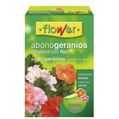 Abono Soluble para Geranios Flower