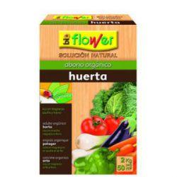 Abono Orgánico para Huerta Bioflower