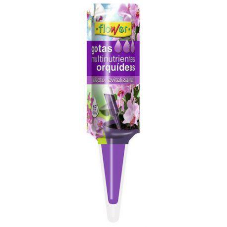 Abono de Gotas Multinutrientes para Orquídeas Flower