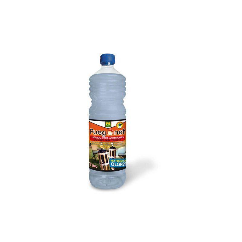 Aceite para antorchas de jard n masso for Antorchas de jardin