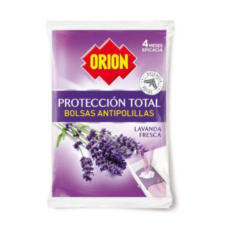 Bolsa de Bolas Lavanda Antipolillas Orion
