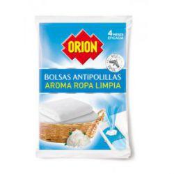 Bolsa Antipolillas Aroma Ropa Limpia Orion