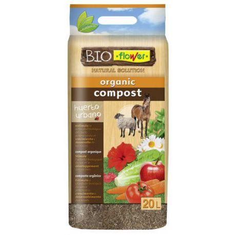 Compost Orgánico Bioflower