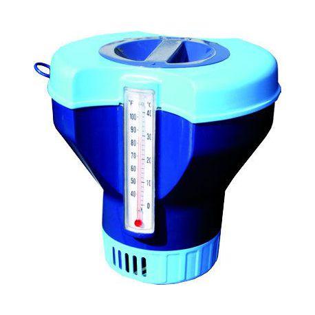 Dosificador Flotante con Termómetro Gre