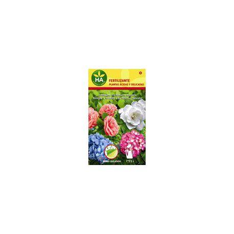 Fertilizante de Plantas Ácidas y Delicadas HA