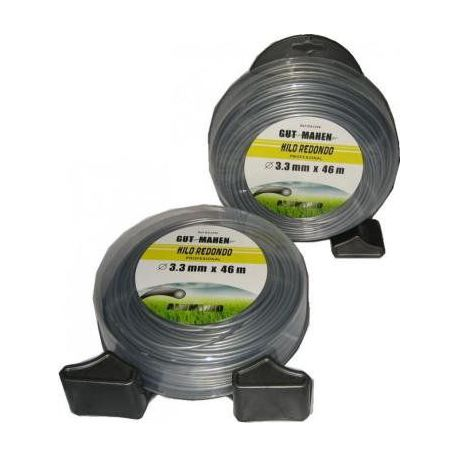Hilo de Nylon-Aluminio para Desbrozadora Ausavil