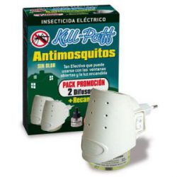 Insecticida Anti Mosquitos Kill Paff