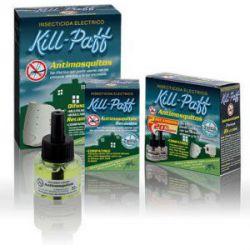 Repelente de Mosquitos Kill Paff Difusor