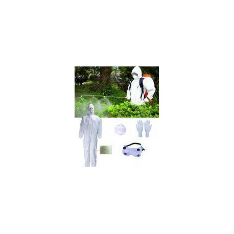 Juego de Protección para Sulfatar 4 Piezas