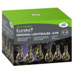 Kit 6 Bombillas de Jardín Eureka