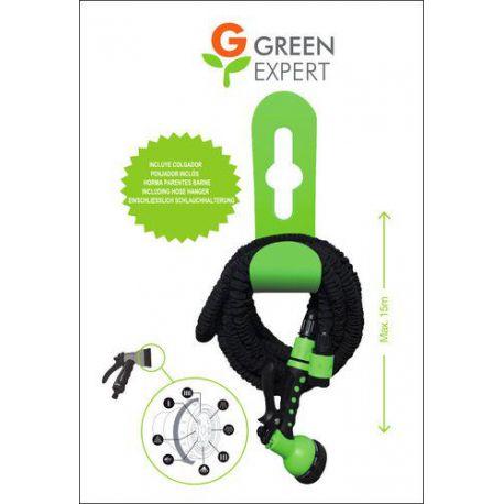Kit Manguera con Pistola 7 Funciones Green Expert