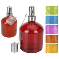 Lámpara de Cristal Decorativa para Aceite