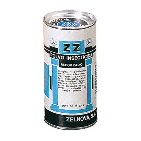 Polvo Reforzado para Insectos Zelnova