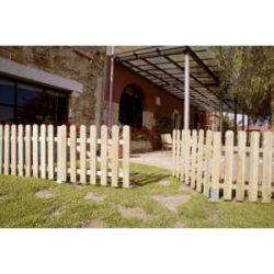 Puerta Valla Clásica de Jardín