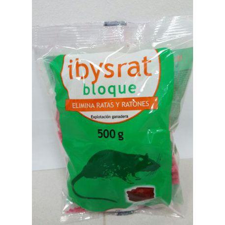 Raticida Ibysrat con Agujero