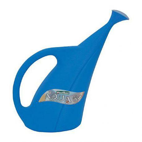 Regadera de Plástico Aqua Azul Plastiken