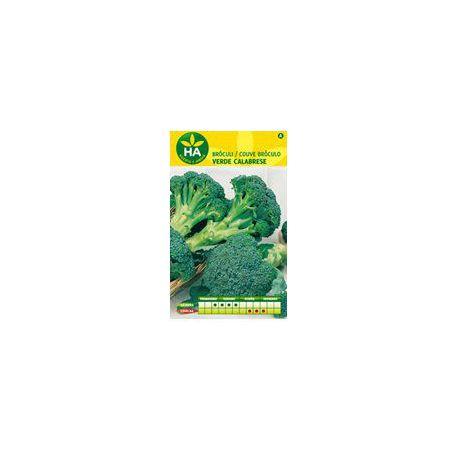 Semillas Brócoli Verde Calabrese HA