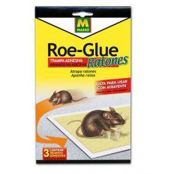 Trampa Adhesiva para Ratones Masso
