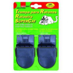 Trampa para Ratones Blister Supercat