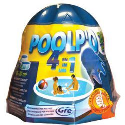 Tratamiento para Piscina 4 En 1 Poolpo