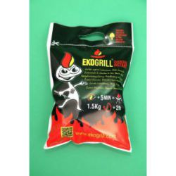 Carbón Vegetal Eko Grill 1,5 Kg