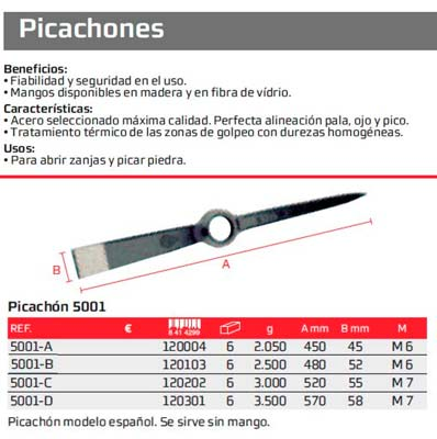 Picachon N 5001-C