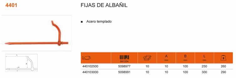 Fija Albañil