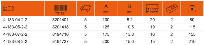 Lima Triangular Afilado con Mango Entrefino