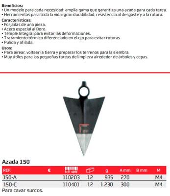 Azada N 150