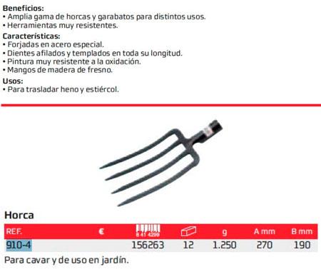 Horca Bellota Pomar 910-4