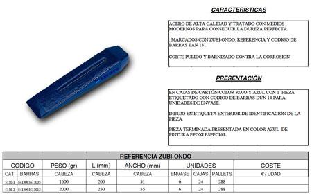 Cunas Madera 5130 Zubi